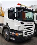 Scania P 380 6x2*4 256 000 km !!, 2009, Rol kiper kamioni s kukama za dizanje
