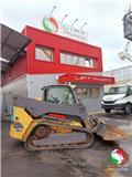 Volvo EC 25, 2012, Skid steer loaders