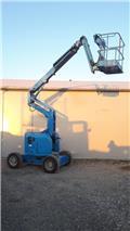 Genie Z 34/22, 2001, Articulated boom lifts