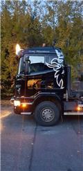 Scania R 560، 2010، شاحنات الرافعات الخطافية
