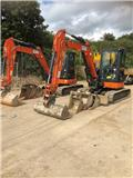 Hitachi ZX 48 U, 2017, Mini excavators < 7t (Mini diggers)