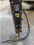 JCB hydraulic hammer, 2010, Fejtőgépek