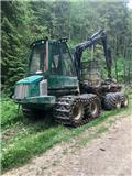 Gremo 1050 F, 2008, Forwarder