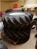 Trelleborg kpl. på fälg 540/65R28, 2018, Wheels for farming equipment
