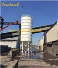 Constmach 500 Tons Capacity Cement Silo For Sale |Best Price、2020、混凝土搅拌站|干混砂浆搅拌站|稳定土搅拌站
