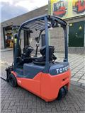 Toyota 8 FB ET 18, 2013, Electric forklift trucks