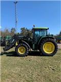 John Deere 6210 SE, 2001, Traktorer