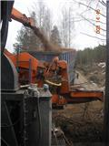 Sisu Heinola 1310, 2008, Wood chippers