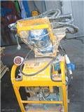 Imer 2006, 2006, Screed pumps