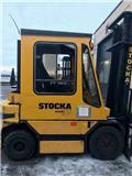 Stocka FD 2550, 1992, Diesel Forklifts