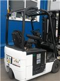 Caterpillar EP 16 NT, 2013, Electric forklift trucks