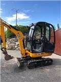 JCB 8018, 2013, Mini excavators < 7t (Mini diggers)