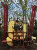 Hardi Master 1200, 2000, Mounted sprayers