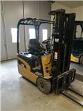 Caterpillar EP 16 NT, 2006, Electric forklift trucks