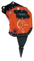 Maxbrio BR35 hydraulic vibrating ripper 28-32 ton, 2018, Компоненты строительной техники