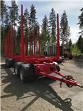 Jyki V 42 T0, 2001, Logging Trailers