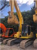 Komatsu PC200-8, 2015, Crawler Excavators