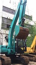 Kobelco SK 210-8, Escavadoras de rastos