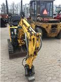 New Holland E10 SR, 2013, Minigravemaskiner