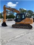 Case CX 130 B, 2010, Crawler excavators