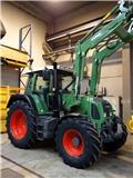 Fendt 412 Vario TMS, 2012, Tractoren