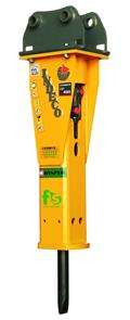 Indeco HP 400 FS, 2021, Hammers / Breakers