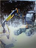 usewood tj-4 pro, 2012, Combi harvester