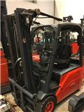 Linde E16S, 2007, Electric Forklifts