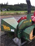 NHS 720 IE 4 PTO Wood Chipper, 2000, Trituradoras de madera