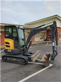 Volvo EC 27 D, 2020, Mini excavators < 7t (Mini diggers)