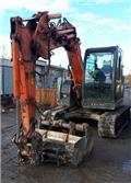 Hitachi ZX 85 US, 2011, Mini excavators  7t - 12t