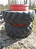 Michelin Axiobib, Topeltrattad