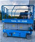 Genie GS 3246, 2007, Ollós emelőkosarak
