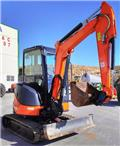Hitachi ZX 29 U-3 CLR, 2014, Mini Excavators <7t (Mini Diggers)