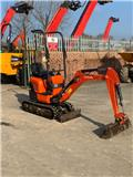 Kubota U 10-3, 2014, Mini excavators < 7t (Mini diggers)