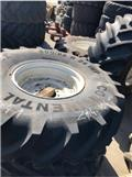 Continental 500/85R24, Combine harvester accessories