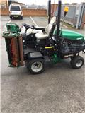 Ransomes Highway 3 Triple Ride On Mower, 2010, Riding mowers