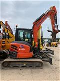 Kubota U 48-4, 2015, Mini excavators < 7t (Mini diggers)