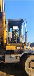 Samsung MX 202 W, 1998, Wheeled excavators