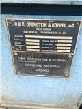 O&K MH 6, 1995, Excavadoras de ruedas