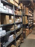 Reservdelar - Filter, rutor, rullar, mm, Vikšriniai ekskavatoriai