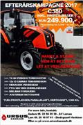 Ursus c-380, 2017, Tractors