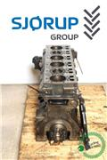Двигатель Valtra S353, 2014