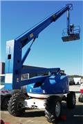 Haulotte HA 26 PX, 2001, Compact self-propelled boom lifts