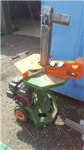 Posch 8T engine powered log splitter, Holzspalter