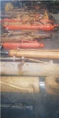 Varios Botellas maquinaria cilindros hidraulicos, Hydraulika