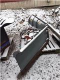 Tellefsdal VP270 vikplog SMS fäste, Lumelõikurid ja lumesahad