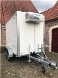 M Meyer Koelaanhangwagen, 2019, Koel-vries trailer
