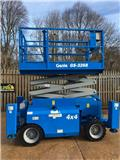 Genie GS 3268, 2003, Scissor lifts