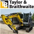 Wacker Neuson 50Z3, 2016, Mini excavators < 7t (Mini diggers)